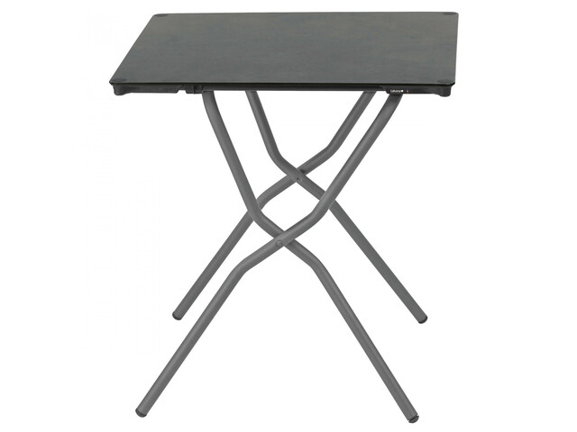 Lafuma Mobilier Anytime carré Table, volcanic-basalt